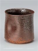 灰釉フリーカップ