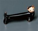 天目猫箸置