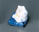 座ぶとんネコ青箸置