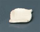 白木の葉箸置