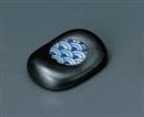 小判丸紋波箸置