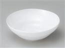 白磁櫛目中鉢