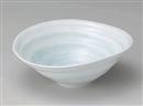 青白磁うず潮6.5鉢