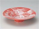 赤楽7.0平鉢