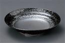 黒真珠ミツワ9.5盛皿