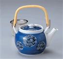 丸紋カゴメ MS8号土瓶