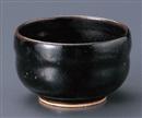 黒釉ひさご抹茶(小)