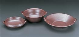 鉄砂8号耐熱浅鉢