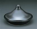 黒マットタジン21cm鍋
