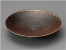 サビ釉高台5.0皿鉢