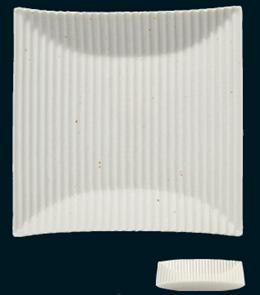 モデラート粉引小皿