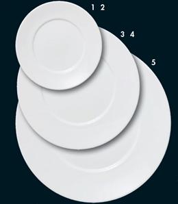 パシム17cmパン皿