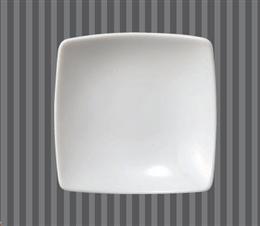 フリート小皿(白)