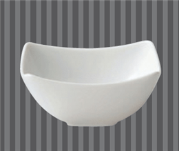 フリート小鉢(白)