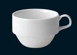 白磁スタックスープカップ