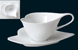 こころハートコーヒー碗