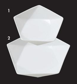 アポロ白16cm浅ボール