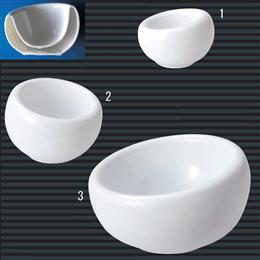 白磁デュオボール(小)