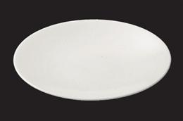 ストーンホワイト14吋平大皿