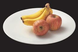 ストーンホワイト15吋平大皿