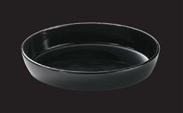 ストーンブラック13吋楕円盛鉢