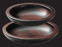 ビュッフェ スタイル浅型くくり鉢 中