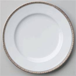 ディナープレート 9吋皿 プラチナライン