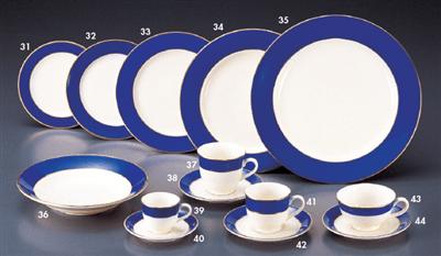 ロイヤルブルーN・S 6 1/2吋パン皿