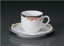 アラベスクブルーコーヒーC/S(碗と受け皿セット)