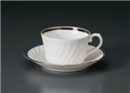 NBブルー紅茶C/S(碗と受け皿セット)