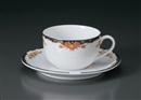 アラベスクブルー紅茶C/S(碗と受け皿セット)