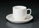 NB12931スタックコーヒーC/S(碗と受け皿セット)