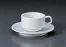 パールスタック紅茶碗皿(碗と受け皿セット)