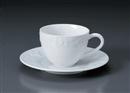 フルーツレリーフコーヒーC/S(碗と受け皿セット)