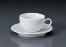 パールカプチーノ碗皿(碗と受け皿セット)