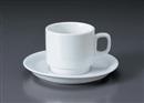 スタックコーヒーC/S(碗と受け皿セット)
