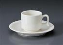 IVORY170コーヒーC/S(碗と受け皿セット)