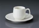 IVORY156コーヒーC/S(碗と受け皿セット)