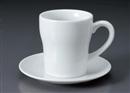 白ヨーグルトマグC/S(碗と受け皿セット)