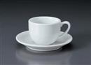 白厚口玉子コーヒーC/S(碗と受け皿セット)