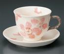 花だよりコーヒーC/S(碗と受け皿セット)