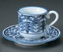オリエントコーヒーC/S(碗と受け皿セット)