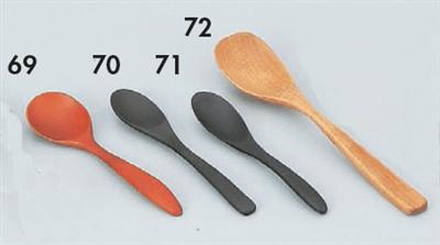 木製カトラリー丸スプン