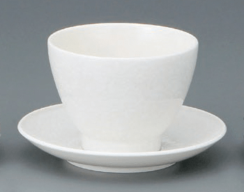 Pokela白雪カフェオレカップ