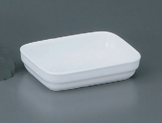 白磁長角グラタン
