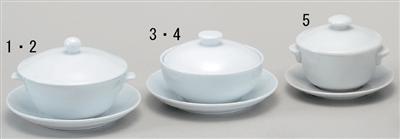 手付フカヒレスープ碗皿