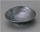 黒備前トジメ小鉢