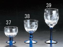 795001藍の宴ワイングラス