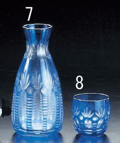 9116-2藍浪漫徳利