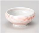 赤千段丸小鉢